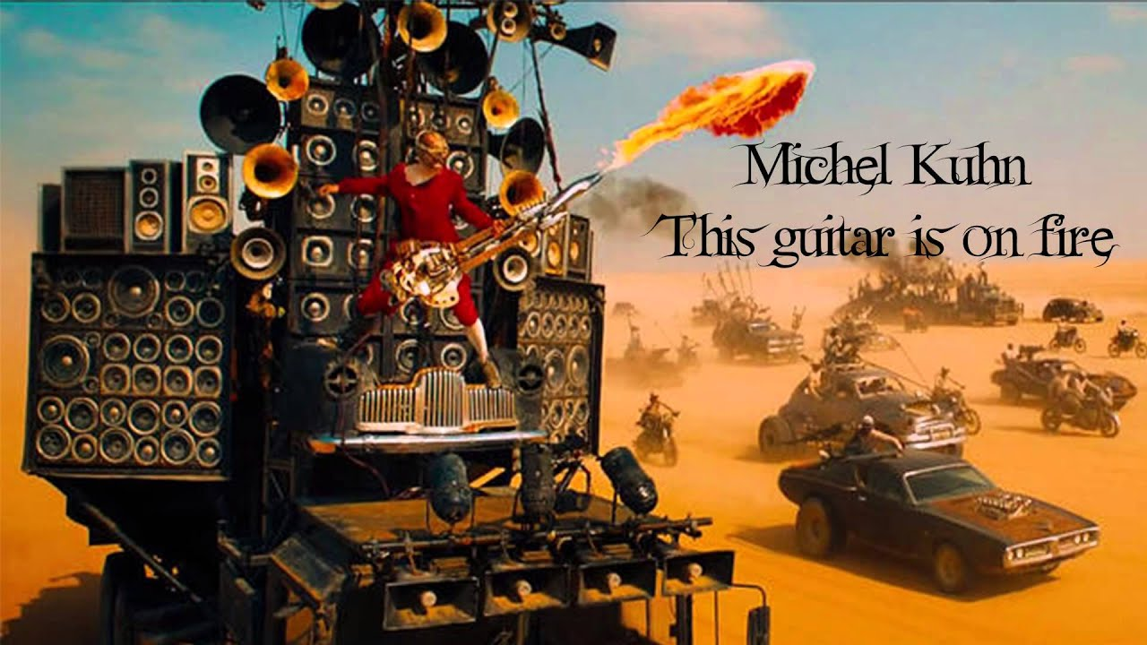 Doof Tips with The Mad Max Guitar Guy - YouTube