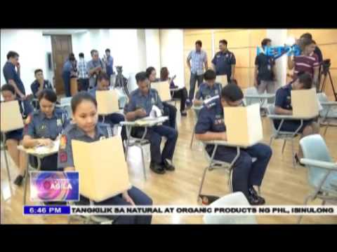 NAPOLCOM to lead PNP entrance exam