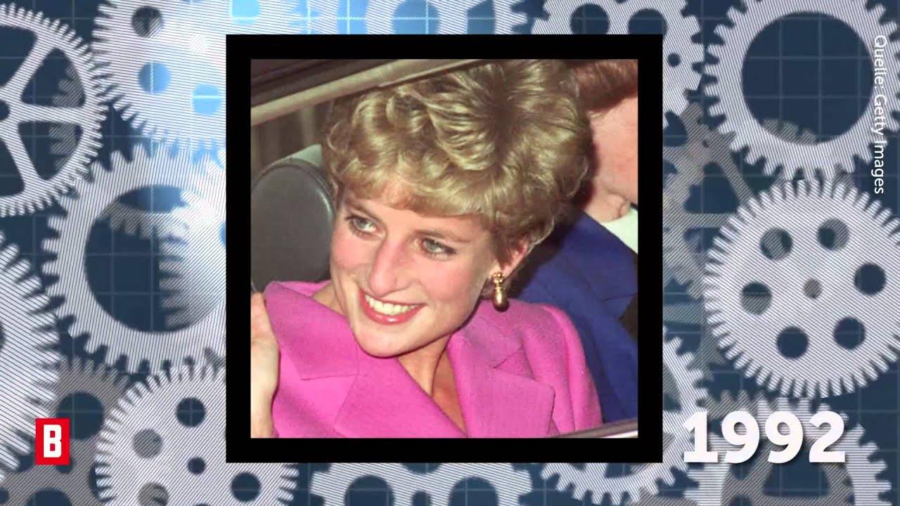 BUNTE TV - Prinzessin Diana: Vom scheuen Mädchen zur Königin der Herzen