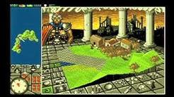 PowerMonger - Amiga - Best RTS Computer Games (Bullfrog/EA 1990)