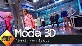 Así es la moda impresa en 3D con Stiller, Owen Wilson y Will Ferrell - El Hormiguero 3.0