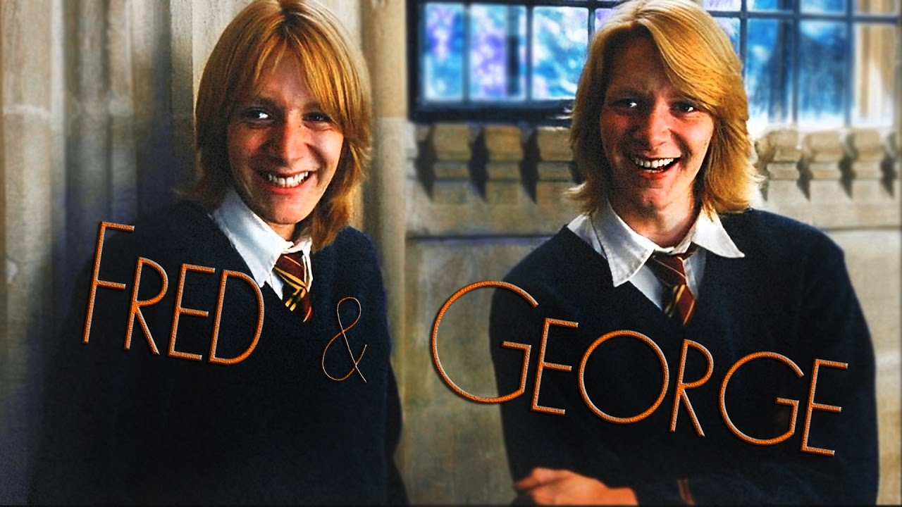Image result for weasley twins