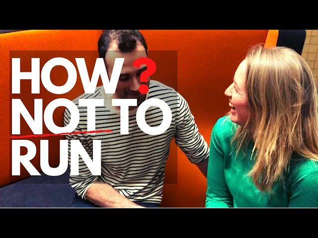 How to not run before you walk?  Episode 2
