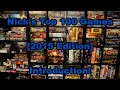 Nick's Top 100 Games [2015] : Introduction - Board Game Brawl