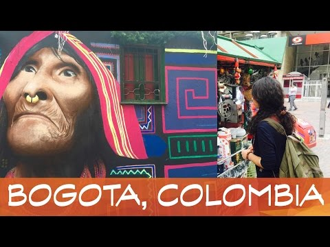 BOGOTÁ, COLOMBIE - GUIDE DE BACKPACKERS (S3E7)
