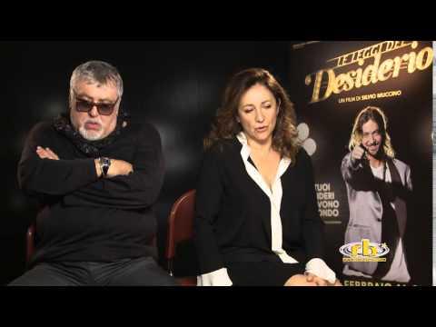 Carla Signoris e Maurizio Mattioli - intervista per Le Leggi del Desiderio - RB Casting