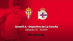 Juvenil A - Deportivo de La Coruña