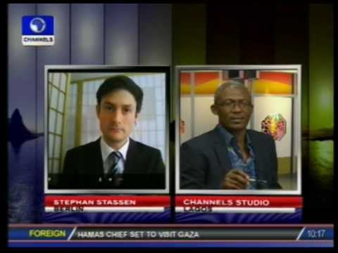 Transparency International explains how corrupt Nigeria is