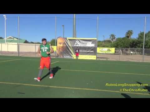 Rubio Long Snapping, Evan Dvorchik, VEGAS 30