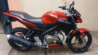 Racing Motorcycle - Yamaha Vixion Advance