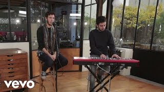 Oscar and the Wolf - Strange Entity – Vevo dscvr France (live)