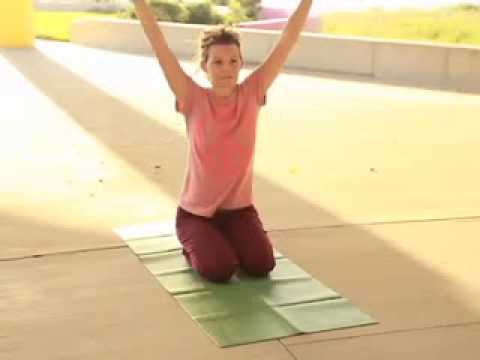alexis of star pose yoga  hatha beginner course  youtube