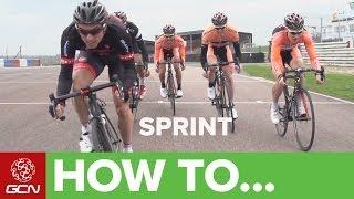 How To Sprint   Racesmart