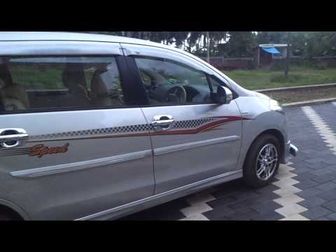 Maruti Ertiga modified car super style