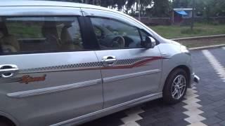 Maruti Ertiga modified car super style