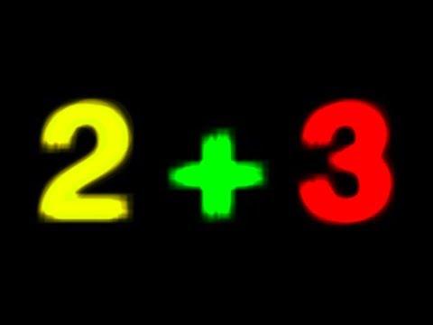 2 + 3
