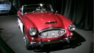 1964 Austin-Healey 3000 Mark III Convertible Exterior at 2012 Montreal Auto Show