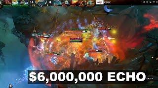 Universe $6,000,000 Echo Slam Dunk Dota 2 TI5
