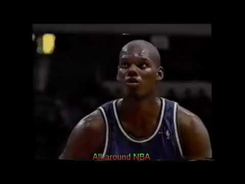 Jamal Mashburn 35 Points @ Denver, 1994-95.