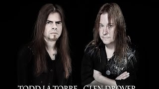 """Discordia"" by Glen Drover and Todd La Torre FULL SONG W/ LYRICS (HD)"
