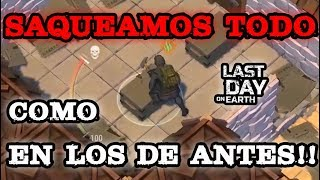 ¡¡NUEVO SAQUEO EPICO!! | LAST DAY ON EARTH: SURVIVAL | Nashu