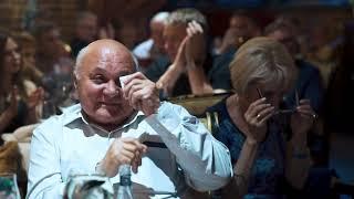 """Аркадий Инин в ресторане """"Пино Нуар"""""""