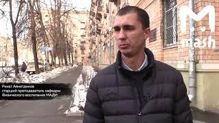 Интервью с преподавателем МАДИ Ринатом Айнетдиновым (часть 1)