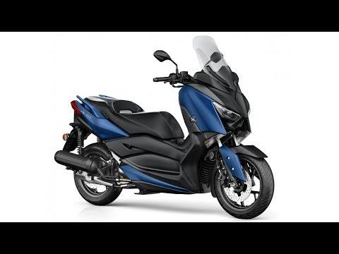 ניס 2018 Yamaha X-Max 125 - YouTube AY-87