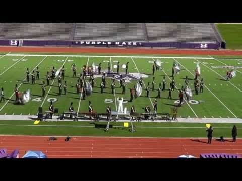Winona High School Band 2016 - UIL Region 21 Marching Contest