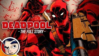 "Deadpool ""Joins The X-Men to His Death?"" - Full Story 