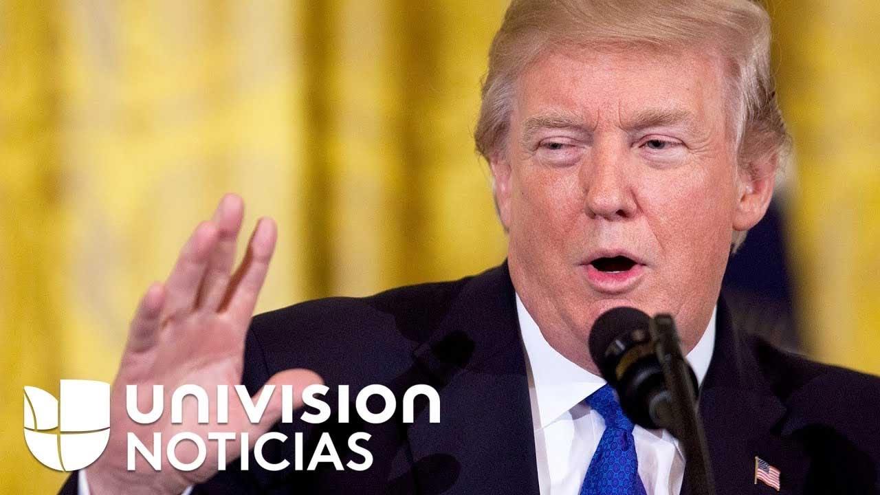 Trump habla de un camino a la ciudadana; para dreamers - DACA