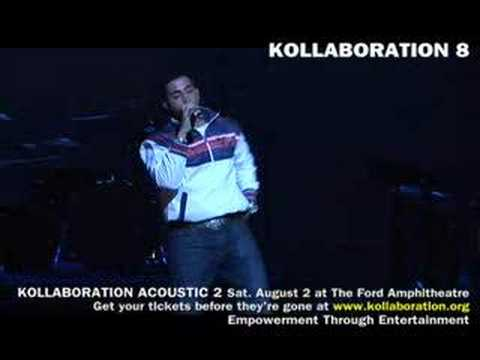Colby O'Donis - Kollaboration 8, 2008