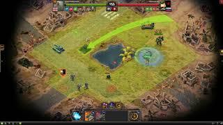 ИГРА КРИЗИС: Операции/Во втором бою в видео новый герой делает прыжок и приземляется через 15сек