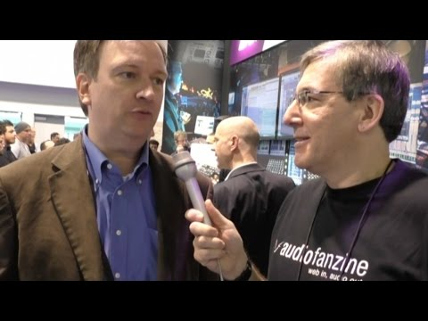 [NAMM] Avid Pro Tools 12.5 Interview