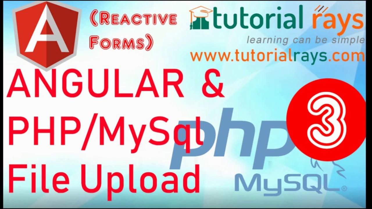 4  Angular File upload with Form Data | Angular 7 Image upload with form  data