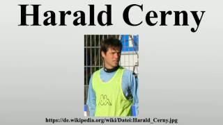 Harald Cerny