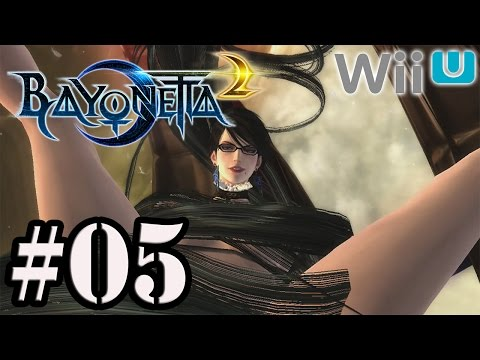 Let's Play: Bayonetta 2 - Parte 5 - Paradiso - The Gates of Paradise