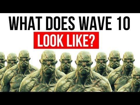 Fallout 4: What Does WAVE 10+ of Settlement Ambush Look Like? thumbnail