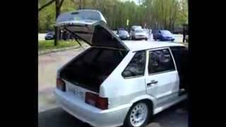 Сходка Без  Посадки Авто  Москва 5 мая 2012