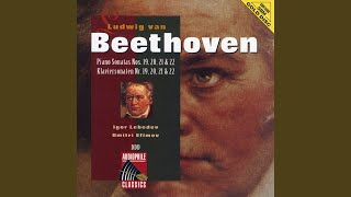 """Piano Sonata No. 21 in C Major, Op. 53 """"Waldstein"""": II. Introduzione - Adagio molto attacca /..."""