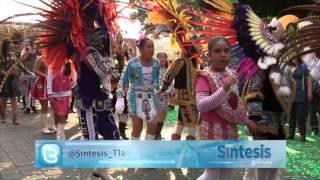 Comienzan los preparativos para el carnaval de Tlaxcala 2014