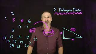 Pythagorean Number Puzzler