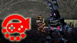360° Video - Five Nights at Freddy's Thriller(360 Degree, VR, Source Filmmaker Five Nights at Freddy's Thriller MUSIC: Michael Jackson's Thriller https://goo.gl/1onZBq MAP AND ADDONS: Abandoned ..., 2016-07-04T11:12:25.000Z)