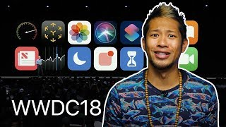Reactions to WWDC 2018! iOS 12, watch OS 5, macOS 10.14 & tvOS 12