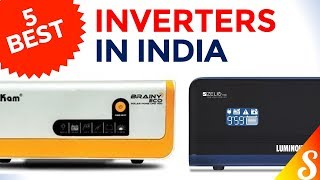 5 Best Inverters for Home Use in India with Price