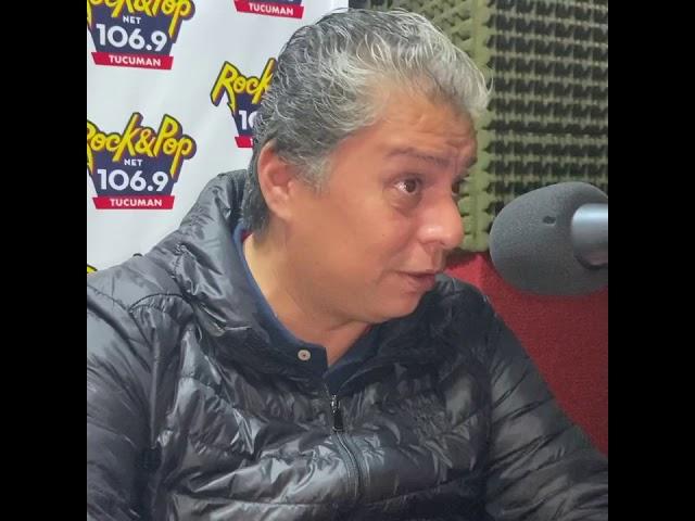 Christian Rodríguez - Pte del Ente de Infraestructura