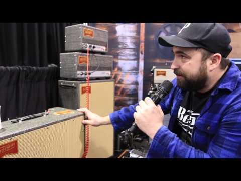 Benson Amps at Winter NAMM 2017