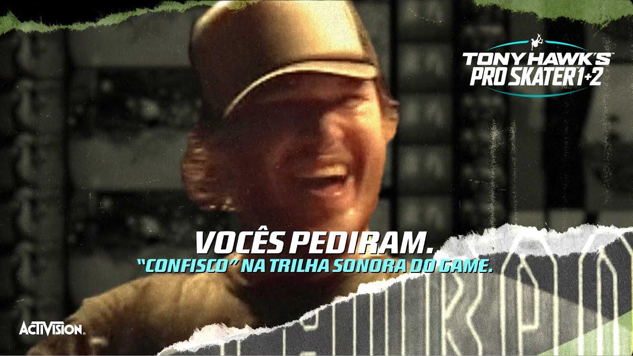 CHARLIE BROWN JR. - VIDEO OFICIAL CONFISCO #THPS | IMAGENS INÉDITAS #CHORÃO