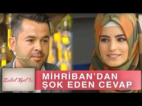 Zuhal Topal'la 188. Bölüm (HD)   Mihriban'dan Talibine Şaşırtan Cevap!