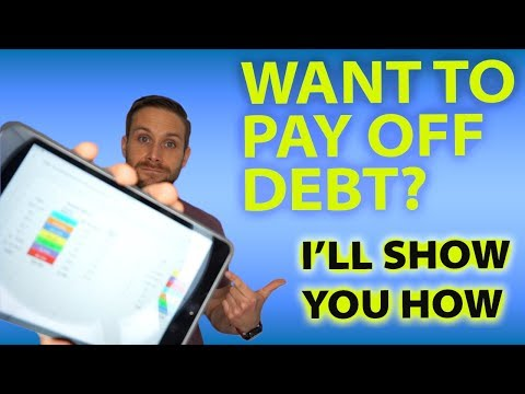 Get Out Of Debt? Your Two Options (how to pay off debt)